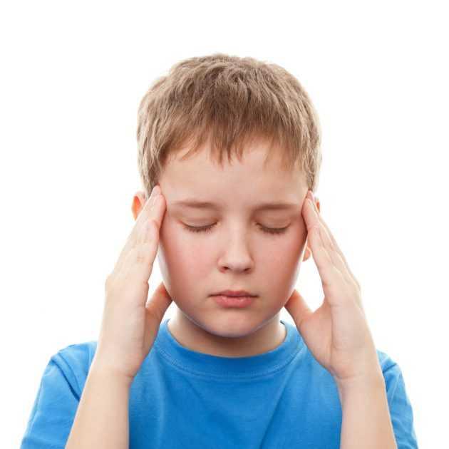 Если у ребенка болит голова что давать