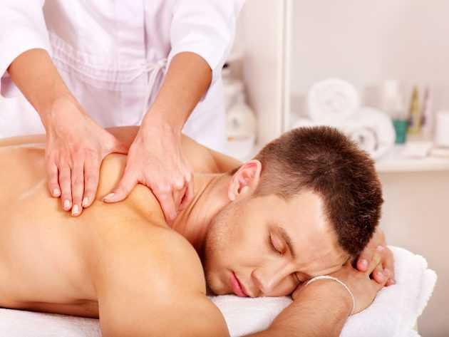 массаж при гипотонии