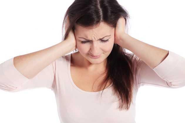 Тяжесть в голове шум в ушах причины и лечение