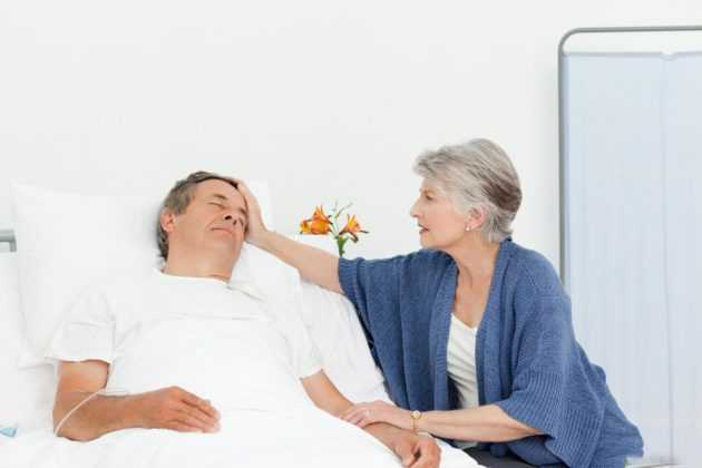 Лечение при инсульте