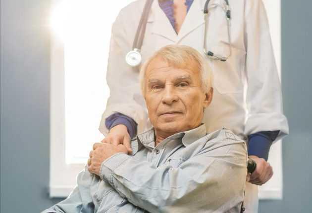 Массаж лица после инсульта в домашних