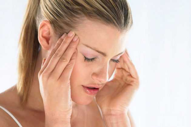 Пульсация в голове без боли причины