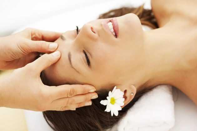 массаж от мигрени