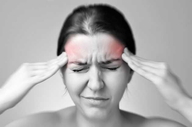 Типичная аура без головной боли