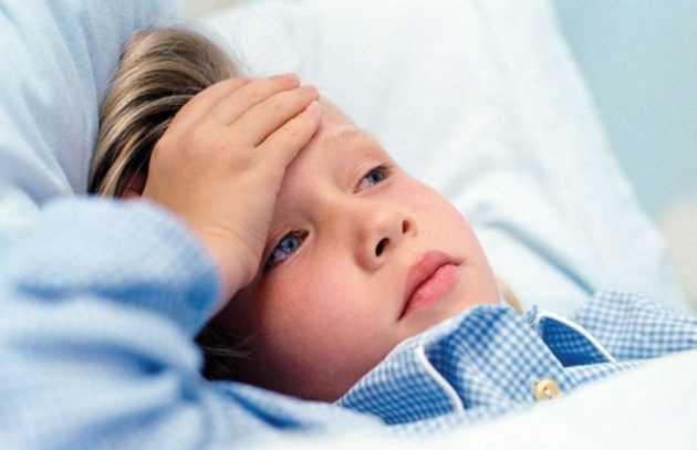 мигрень у детей