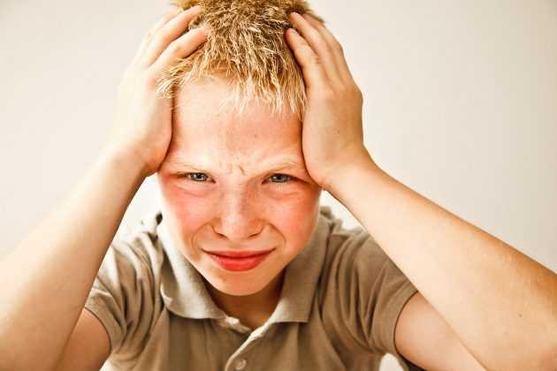 низкое давление у ребенка1
