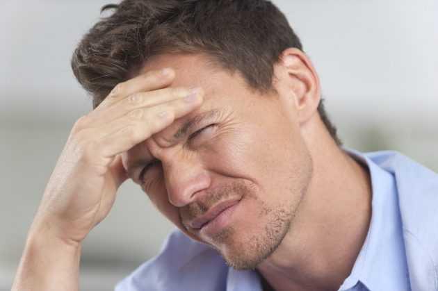 постоянно болит голова