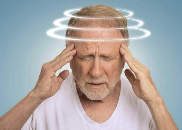 Причины по которым кружится голова