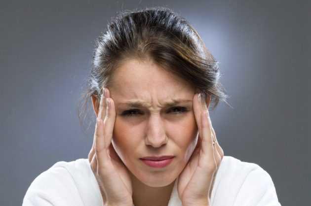 головокружение и шум в ушах