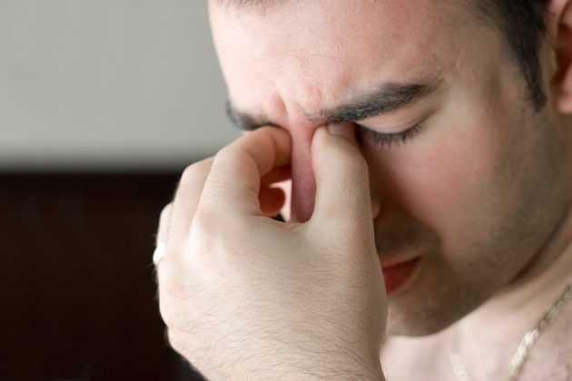 Болит голова больно шевелить глазами