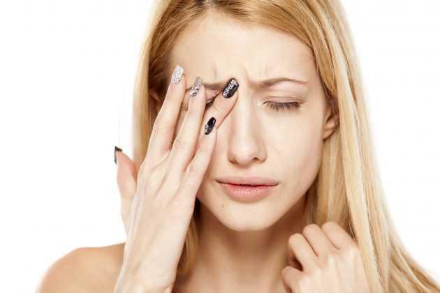 Что помогает от боли в глазах в домашних условиях 930