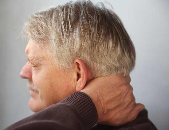 Боль в затылке симптомы